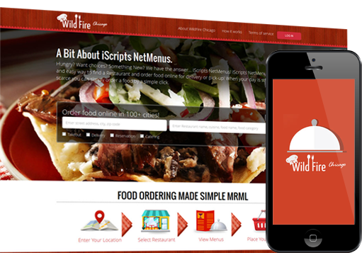 iScripts NetMenus is a complete software solution for online food court creation where users can search, order and get their food delivered from multiple restaurants.