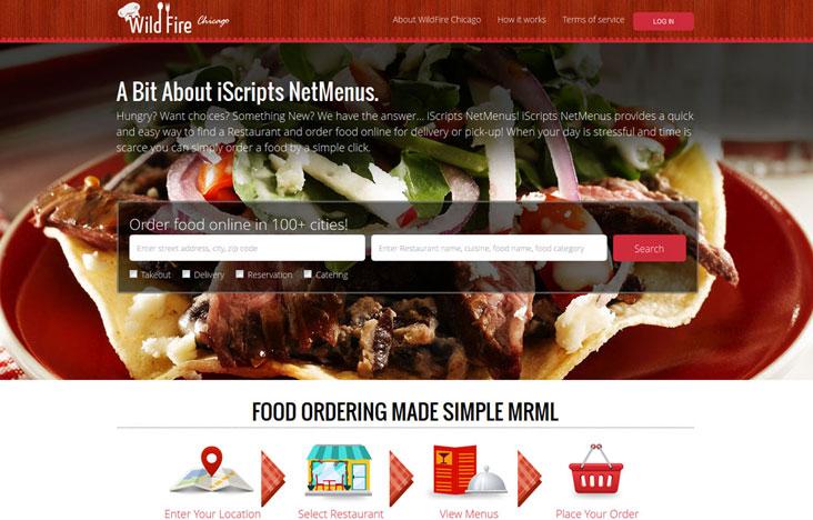 restaurant delivery service software