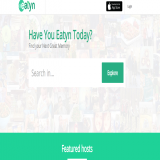 iScripts UberforX powered site - https://www.eatyn.com/
